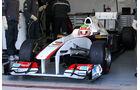 F1-Test Valencia 2011