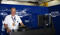 FIA Garage - Jo Bauer - Formel 1 - 2016