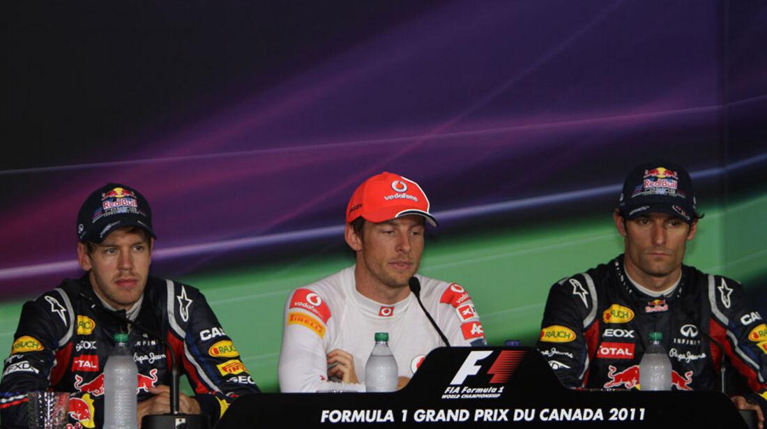 FIA PK Rennen GP Kanada 2011