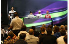 FIA-Pressekonferenz - GP Abu Dhabi 2016