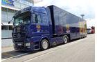 FIA-Truck - Formel 1 - GP Deutschland - Hockenheim - 16. Juli 2014