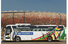 FIFA, Fussball WM, 2010, Busse, Hyundai, Ghana
