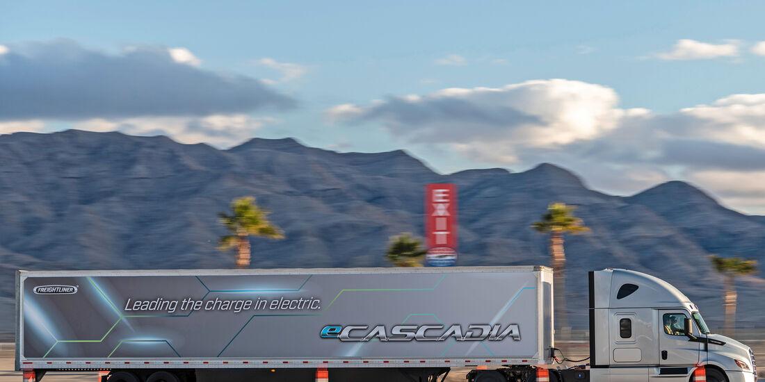 Fahrbericht Freightliner eCascadia
