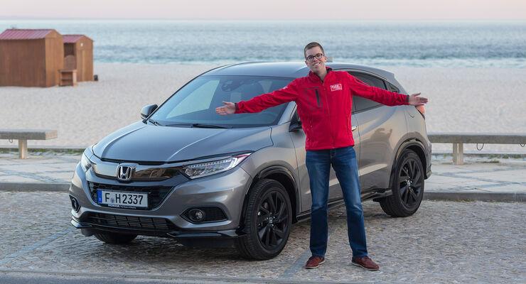 Honda Hr V Sport 2019 Im Fahrbericht Auto Motor Und Sport