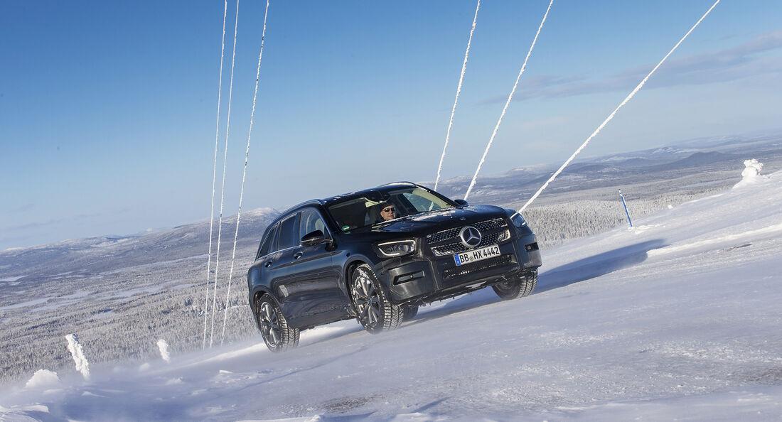 Fahrbericht, Mercedes GLC