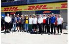 Fahrerfeld - Formel 1 - GP Kanada 2018