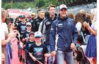 Fahrerparade - Formel 1 - GP Österreich - 3. Juli 2016
