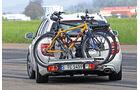 Fahrradträger-Test, Fischer Kupplungsträger E-Bike