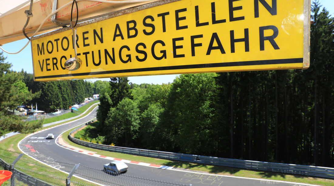 Fan-Reportage - 24h-Rennen Nürburgring 2017 - Nordschleife