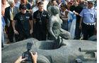 Fangio Denkmal - Monza