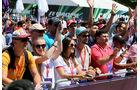 Fans - Formel 1 - GP Aseerbaidschan 2017 - Training - Freitag - 23.6.2017