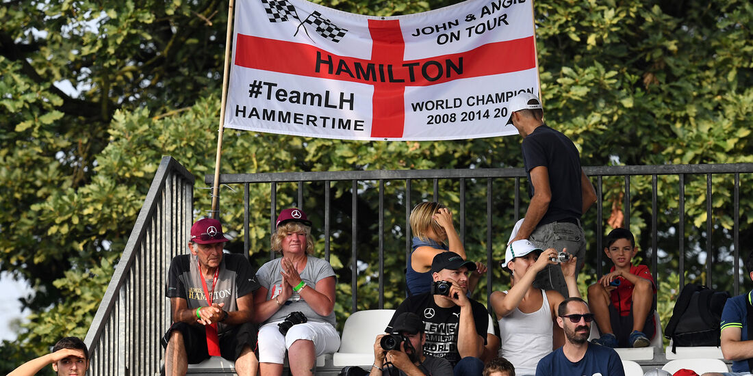 Fans - Formel 1 - GP Italien - Monza - 2. September 2016