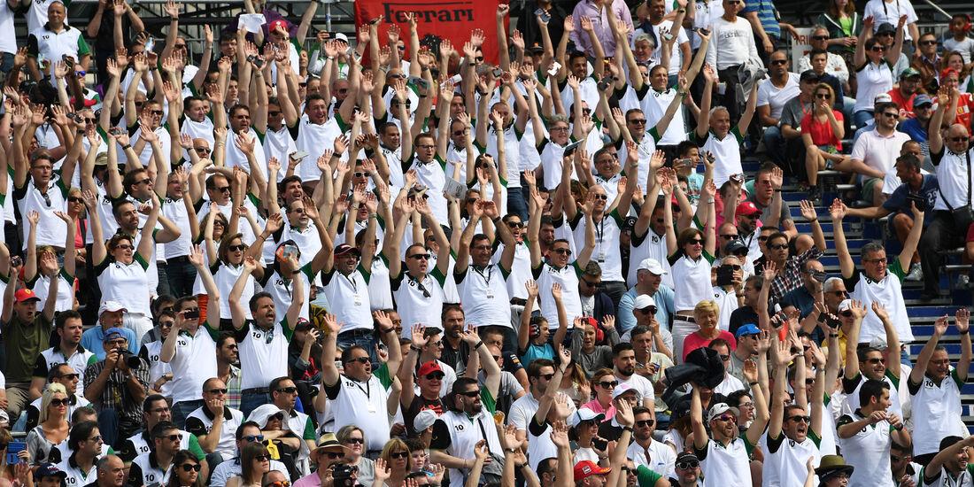 Fans - Formel 1 - GP Monaco - 26. Mai 2016