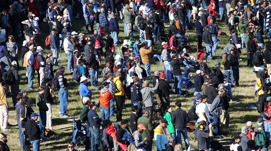 Fans - Formel 1 - GP USA - Austin - 16. November 2012