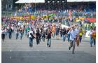 Fans - GP Belgien 2012