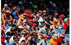 Fans - GP Deutschland - Hockenheim - Formel 1 - Freitag - 20.7.2018