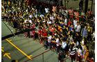 Fans - GP Singapur - Formel 1 - Donnerstag - 14.9.2017