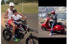 Felipe Massa - Bikes der F1-Piloten