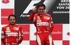 Felipe Massa Fernando Alonso