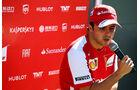 Felipe Massa - Ferrari - Formel 1 - GP Australien - 14. März 2013