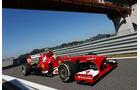 Felipe Massa - Ferrari - Formel 1 - GP Korea - 4. Oktober 2013