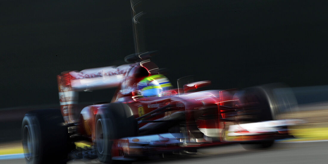 Felipe Massa, Ferrari, Formel 1-Test, Jerez, 6.2.2013