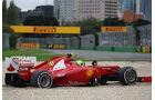 Felipe Massa Ferrari GP Australien 2012