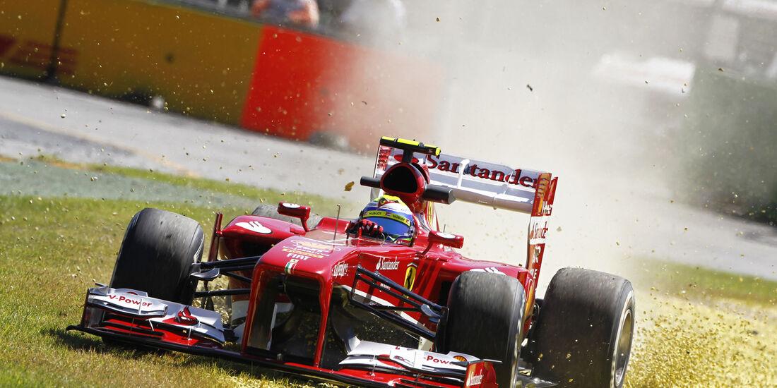 Felipe Massa - Formel 1 - 2013