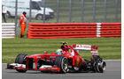 Felipe Massa  - Formel 1 - GP England - 30. Juni 2013
