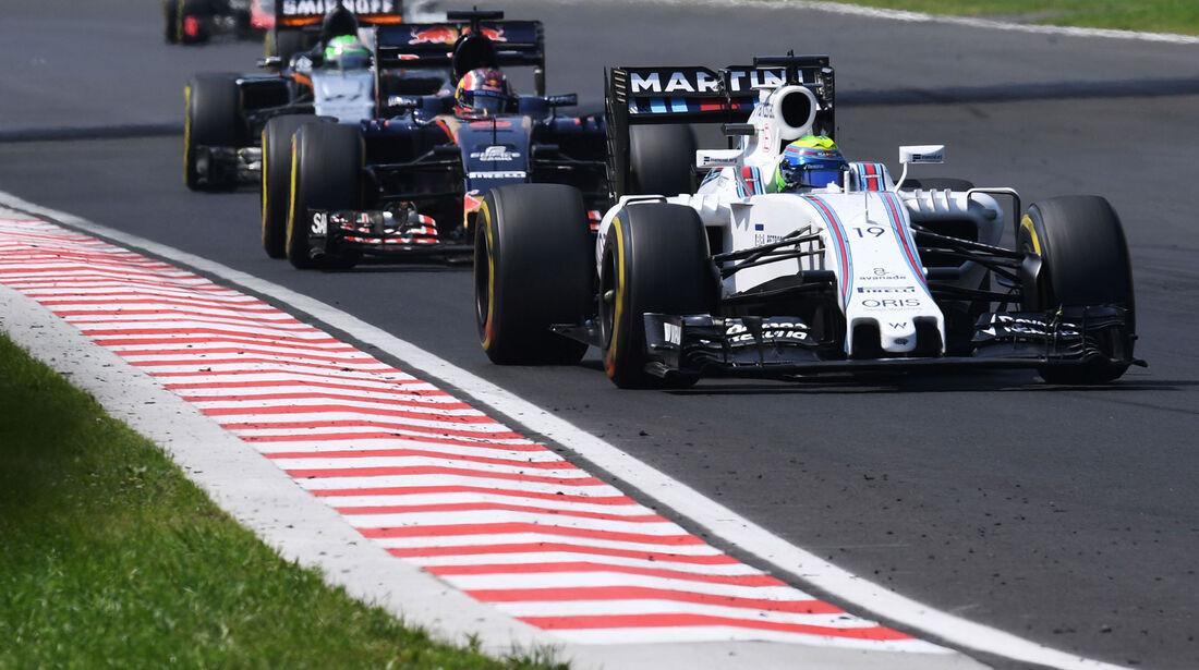 Felipe Massa - Formel 1 - GP Ungarn - 24. Juli 2016