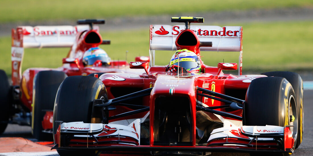 Felipe Massa - GP Abu Dhabi 2013