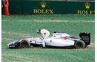 Felipe Massa - GP Australien - Crashs 2014