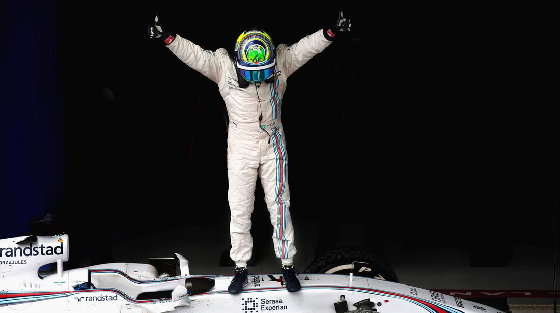 Felipe Massa - GP Brasilien 2014