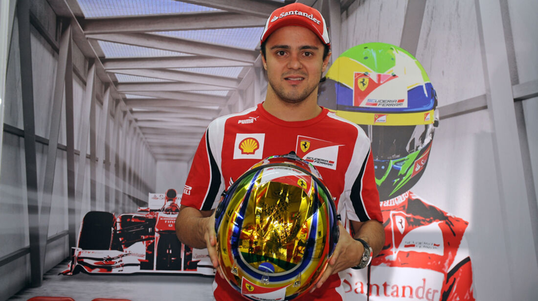 Felipe Massa - GP Brasilien - 25. November 2011