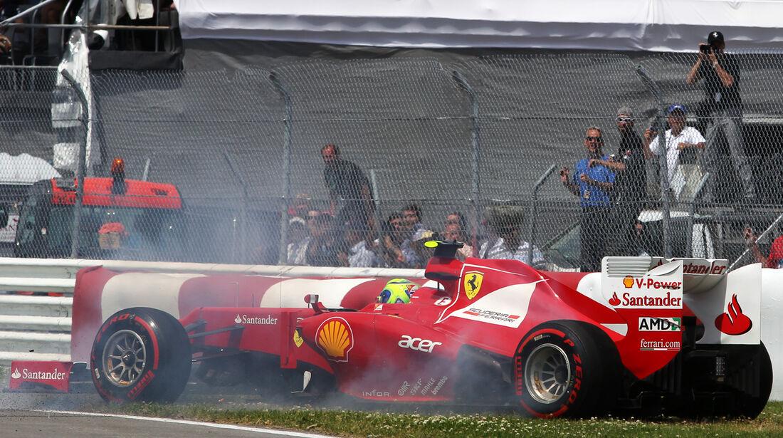 Felipe Massa GP Kanada 2012