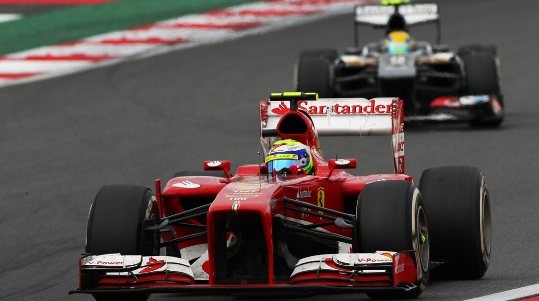 Felipe Massa - GP Korea 2013