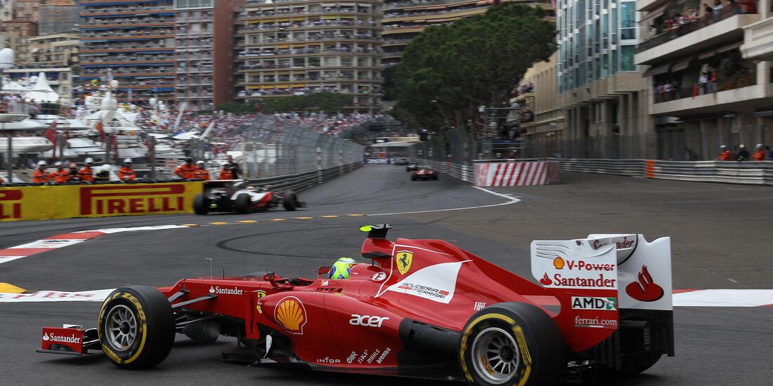 Felipe Massa - GP Monaco 2012