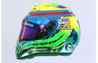 Felipe Massa - Helm - Formel 1 - 2017