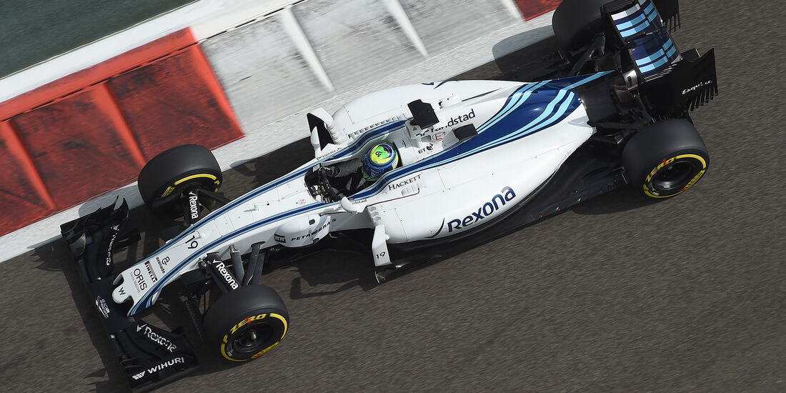 Felipe Massa - Williams - Formel 1 - GP Abu Dhabi - 25. November 2016