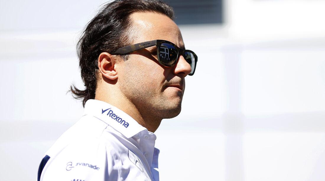 Felipe Massa - Williams - Formel 1 - GP Belgien - Spa-Francorchamps - 25. August 2016