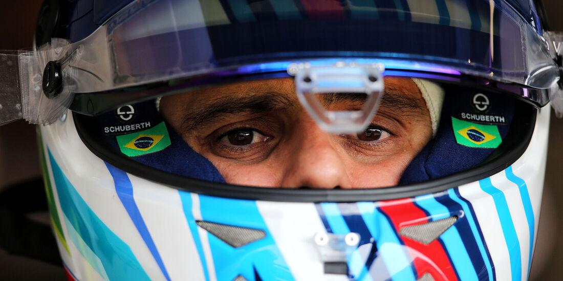 Felipe Massa - Williams - Formel 1 - GP Belgien - Spa-Francorchamps - 26. August 2017