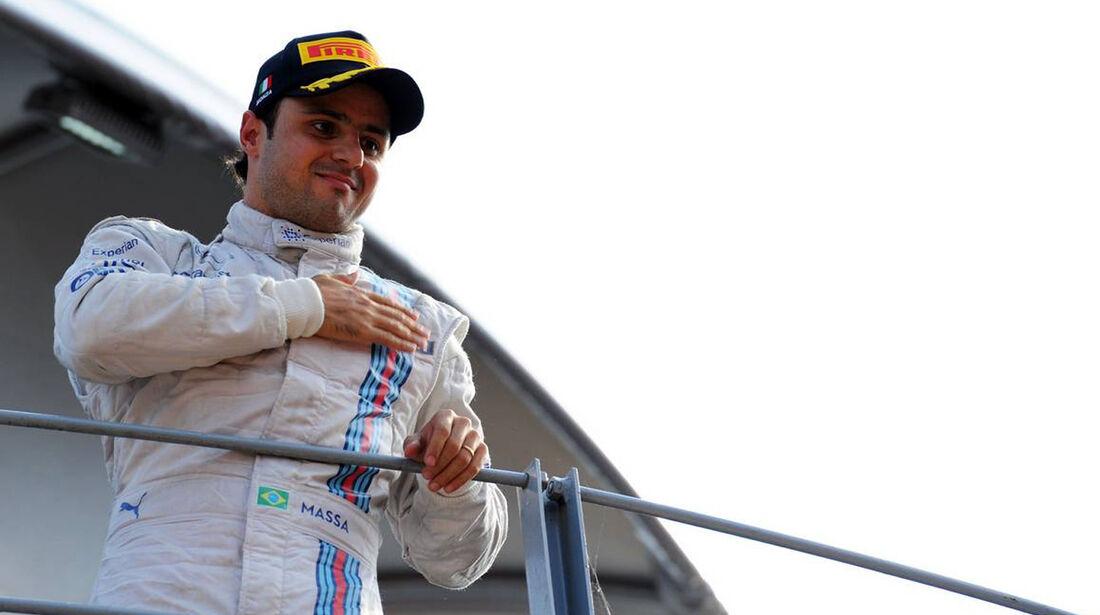 Felipe Massa - Williams - Formel 1 - GP Italien - 7. September 2014
