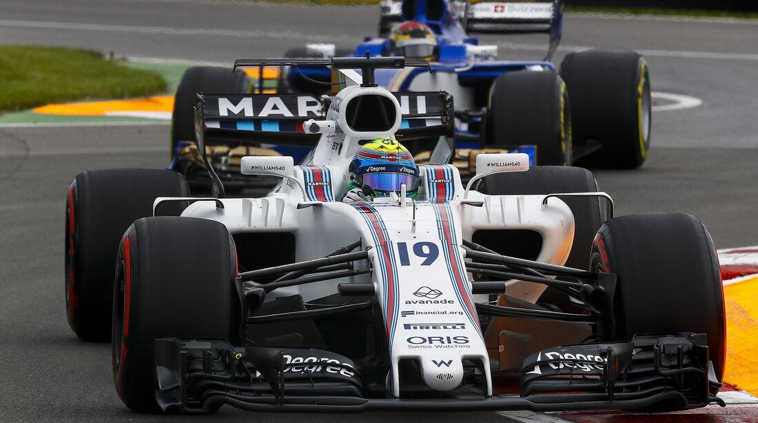 Felipe Massa - Williams - Formel 1 - GP Kanada - Montreal - 9. Juni 2017