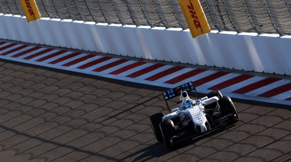 Felipe Massa - Williams - Formel 1 - GP Russland - 10. Oktober 2014