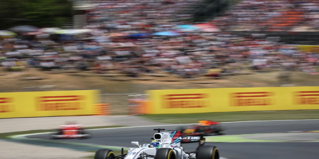 Felipe Massa - Williams - Formel 1 - GP Spanien - 14. Mai 2017