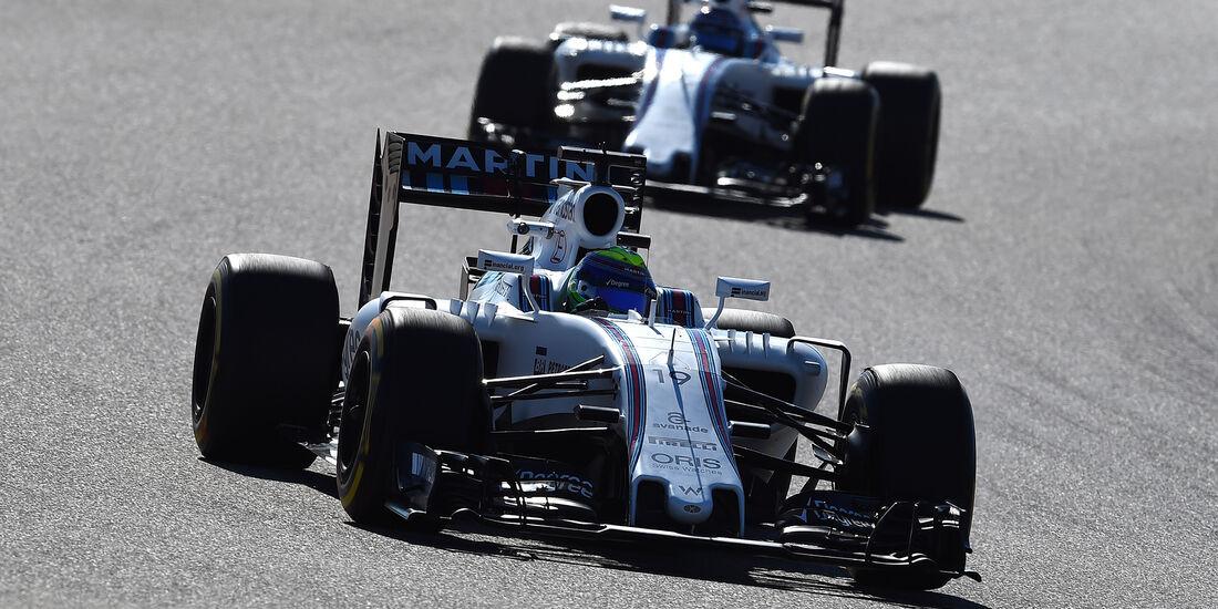 Felipe Massa -Williams - Formel 1 - GP USA - Austin - 21. Oktober 2016