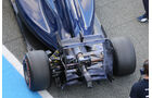 Felipe Massa - Williams - Formel 1 - Jerez - Test - 30. Januar 2014