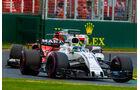 Felipe Massa - Williams - GP Australien - Melbourne - 25. März 2017