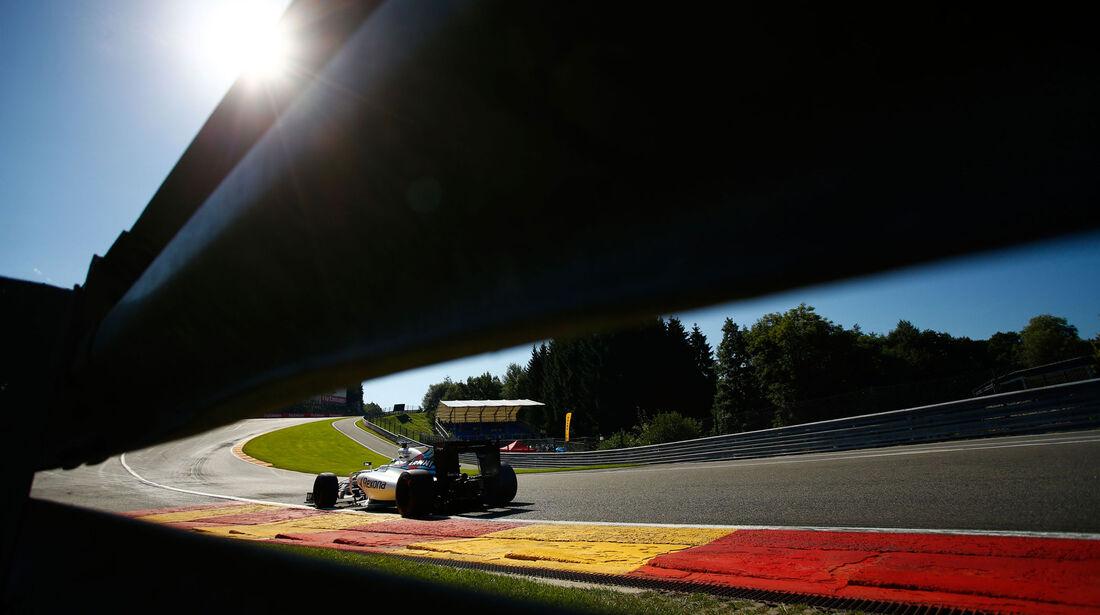 Felipe Massa - Williams - GP Belgien 2016