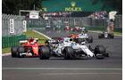 Felipe Massa - Williams - GP Mexiko 2017 - Rennen